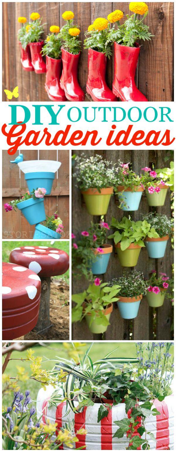 25 Best Ideas About Outdoor Gardens On Pinterest Gardening