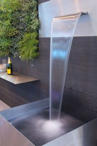 25+ Best Ideas about Modern Water Feature on Pinterest