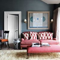 25+ best ideas about Red sofa on Pinterest   Red couch ...