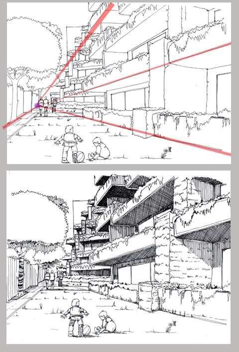 629 best images about perspectief on Pinterest