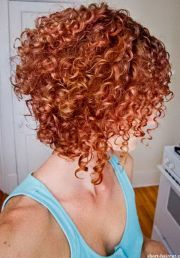 1000 ideas curly angled