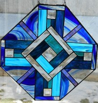 474 best images about Stained Glass Geometric on Pinterest ...