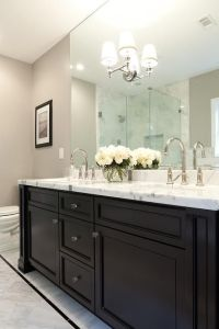 Best 20+ Black Cabinets Bathroom ideas on Pinterest ...