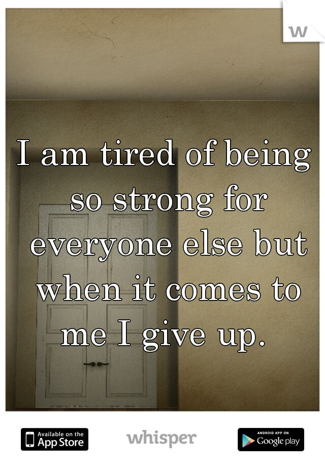 Negative Tired People Quotes