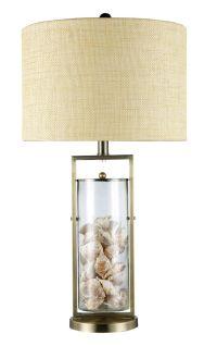 Millisle Seashell Fillable Table Lamp | Seasons, Lamps and ...