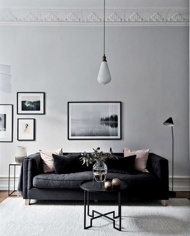 25+ best ideas about Light grey walls on Pinterest