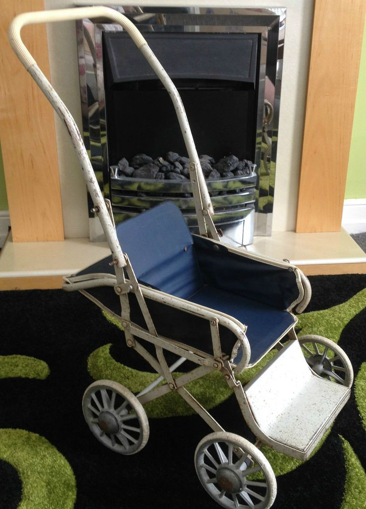 17 Best images about Vintage Baby Prams on Pinterest