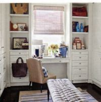 Built In Desk Under Window | Home Offices to inspire ...