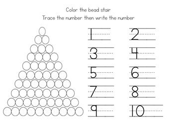 291 best images about Montessori Math on Pinterest