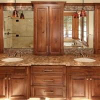Traditional Bath Photos Master Bathroom Vanity Design ...