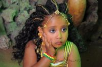 Ethiopian girl, I love the hair | Ethiopian | Pinterest ...