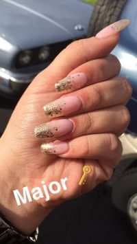 372 best images about Nail Art on Pinterest | Gold nails ...