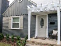 Bungalow, Pergola above front door, slate, blue, charcoal ...