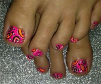 17 Best images about Spring Toe Nail Art Designs on ...