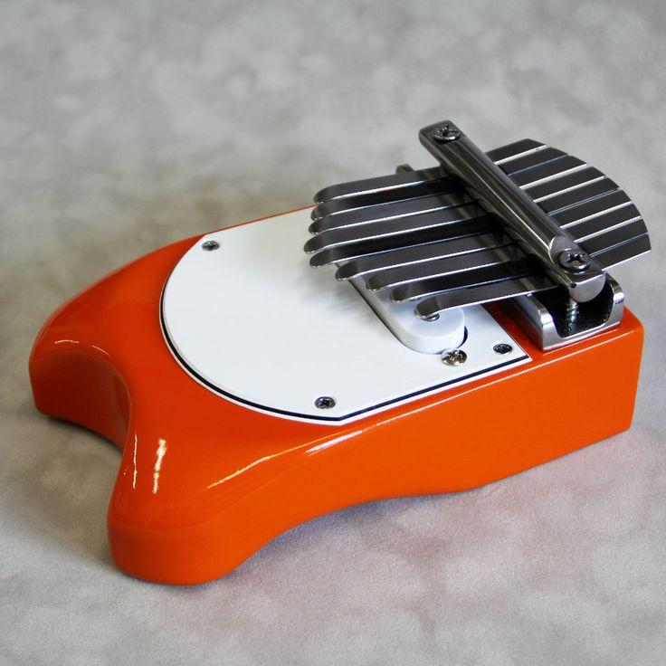 Electric thumb piano kalimbathumb piano pinterest