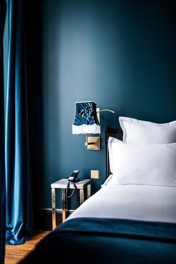 25 best Dark Blue Bedrooms trending ideas on Pinterest
