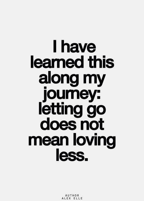 61 best Letting go... images on Pinterest
