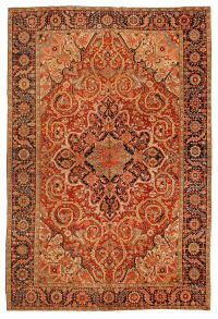 1000+ images about Persian Heriz Serapi Rugs on Pinterest ...
