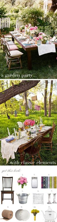 17 Best images about Outdoor Tablescapes on Pinterest ...