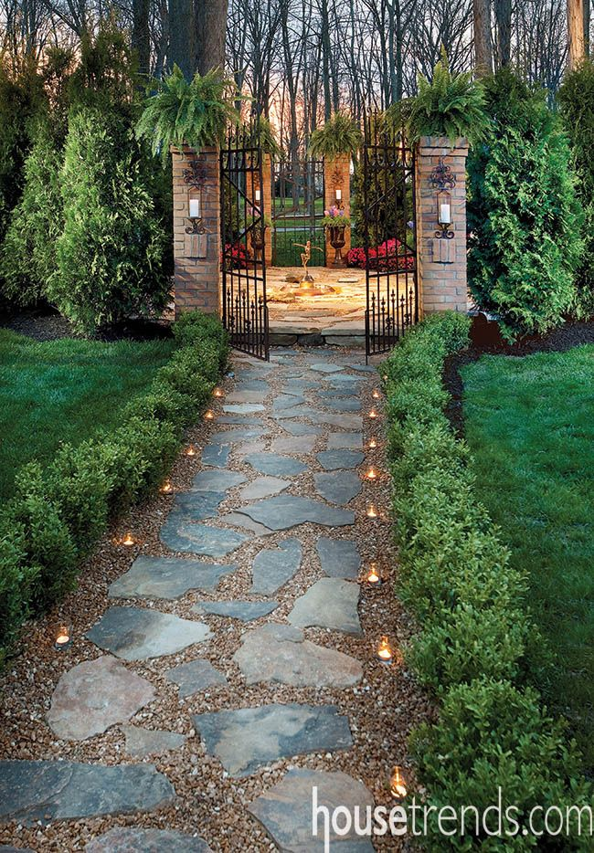 17 Best images about stone path ideas on Pinterest