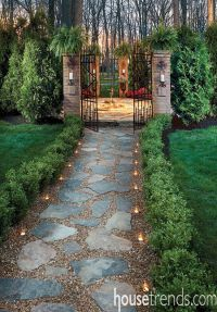17 Best images about stone path ideas on Pinterest | Stone ...
