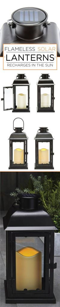 25+ best ideas about Patio lanterns on Pinterest
