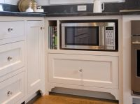 25+ best ideas about Microwave cabinet on Pinterest ...