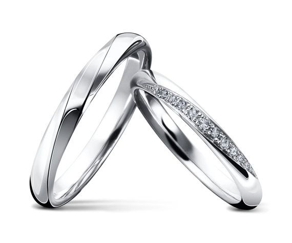 Best 20 Couples Wedding Rings ideas on Pinterest  Couple