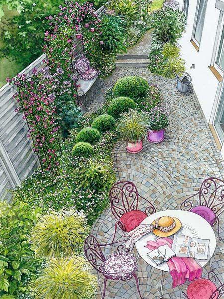 229 Best Images About Garten Sitzplätze Gestaltung Beete Rabatten