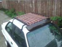 Wooden Roof Rack Diy, Step Stool Woodworking Plans