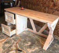 Best 25+ Farmhouse desk ideas on Pinterest | Farmhouse ...