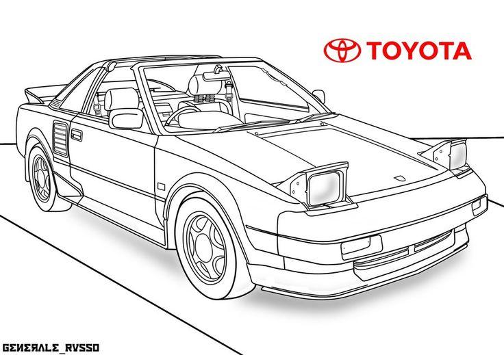 http://www.deviantart.com/art/Toyota-MR2-AW11-259827055