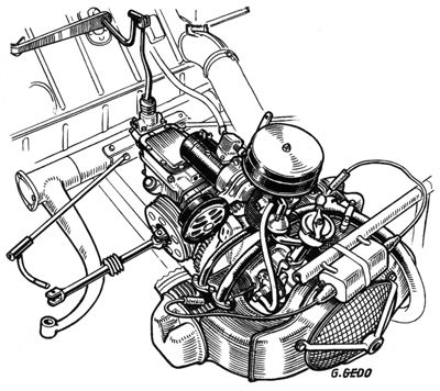 Citroen 2cv6 Wiring Diagram