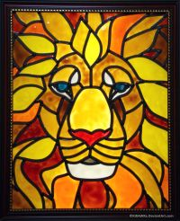 25+ best ideas about Faux Stained Glass on Pinterest ...