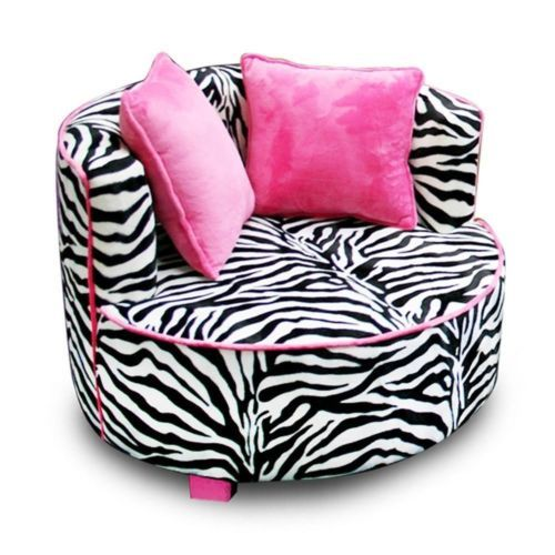 17 Best images about Zebra Bean Bag Chair on Pinterest
