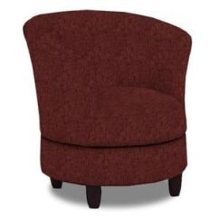 Leather Club Chairs Nebraska Furniture Mart Peg Perego Tatamia High Chair Dysis Swivel In Burgundy | Accent Pinterest ...