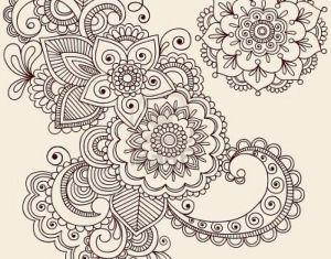 Flower Mandala Tattoos Fr Pinterest
