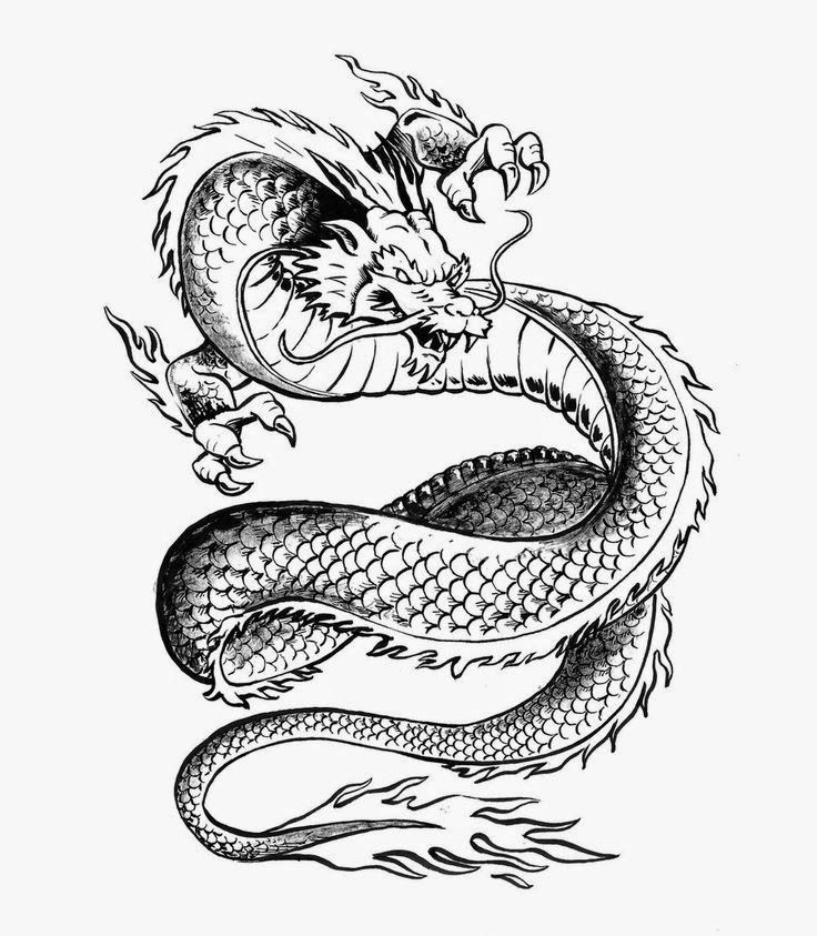 Meaning Of Oriental Dragon