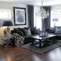 25+ best ideas about Dark Grey Couches on Pinterest | Dark ...