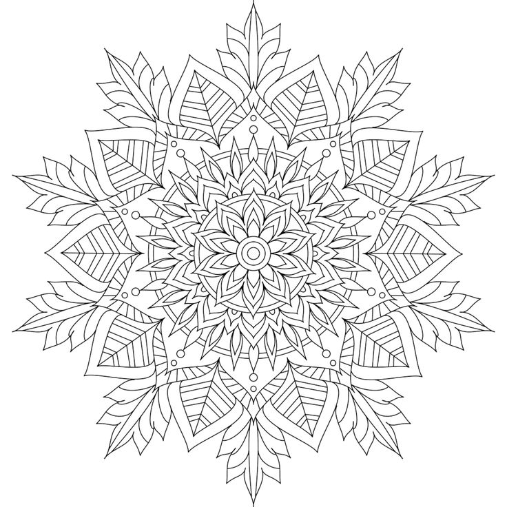 Best 20+ Mandala Coloring Pages ideas on Pinterest