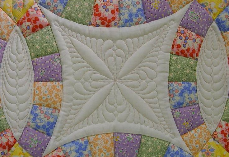 17 Best Images About Quilting Designs Double Wedding