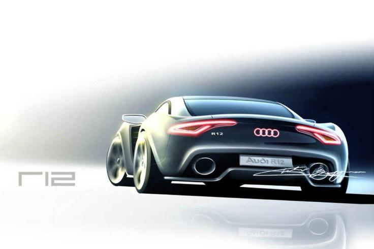 Amazing Audi Car Wallpaper Audi R12 Concept Audi Pinterest Audi