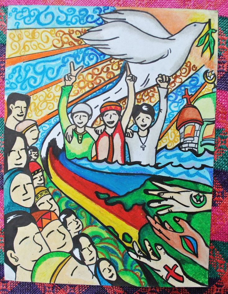 Mindanao Unity In Diversity Posters Pinterest In