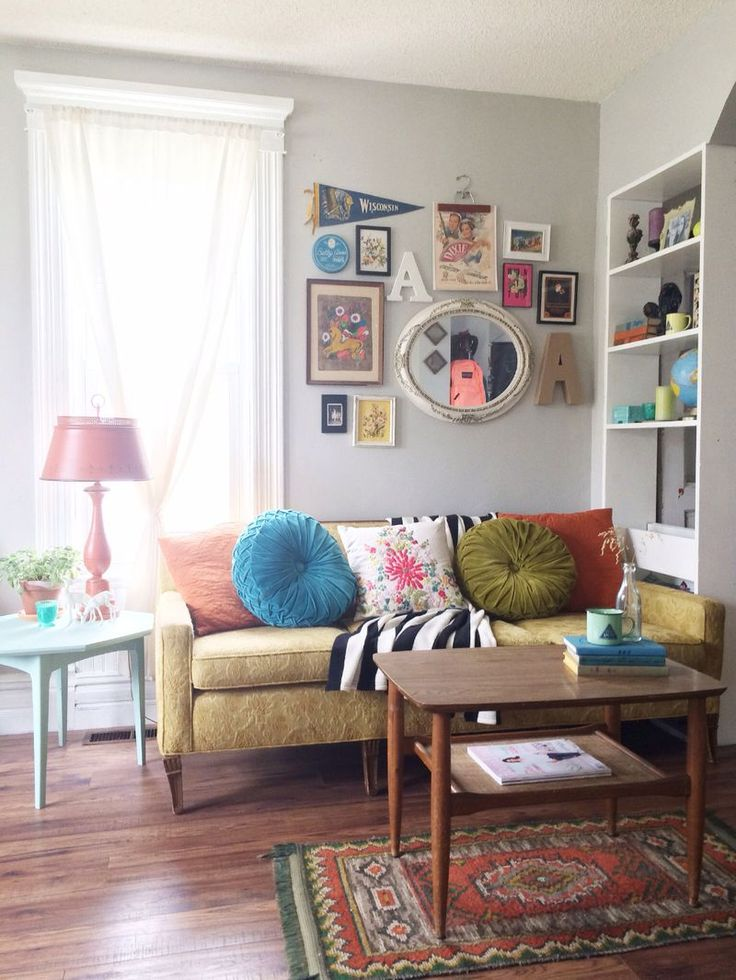 17 Best ideas about Eclectic Decor on Pinterest  Eclectic live plants Eclectic living room and