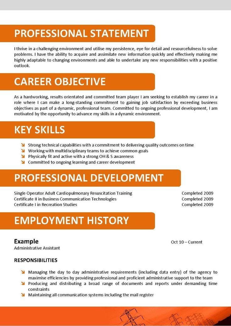 sample resume for customer service call center