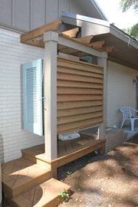 25+ Best Ideas about Outdoor Showers on Pinterest