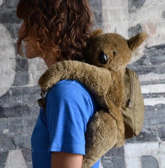 Koala backpack I want  Clothing  Pinterest  Koalas I