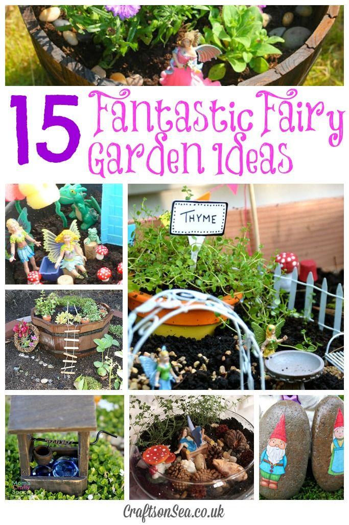 525 Best Images About Fairy Gardens On Pinterest Diy Fairy House