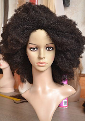 Afro wigs Black women and Natural on Pinterest