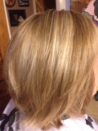 3 shades of blondes base 8n and 8gv lowlight 5g with high